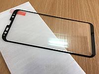 Оригинальное защитное стекло полноклеющееся с черной рамкой для Samsung Galaxy S8 (G950) класс Premium Pro