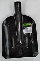 Лопата Сибртех совковая с ребрами жесткости, рельсовая сталь, без черенка