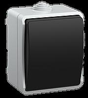 ВС20-1-0-ФСр Выключатель одноклавишный для открытой установки IP54 IEK (EVS10-K03-10-54-DC)