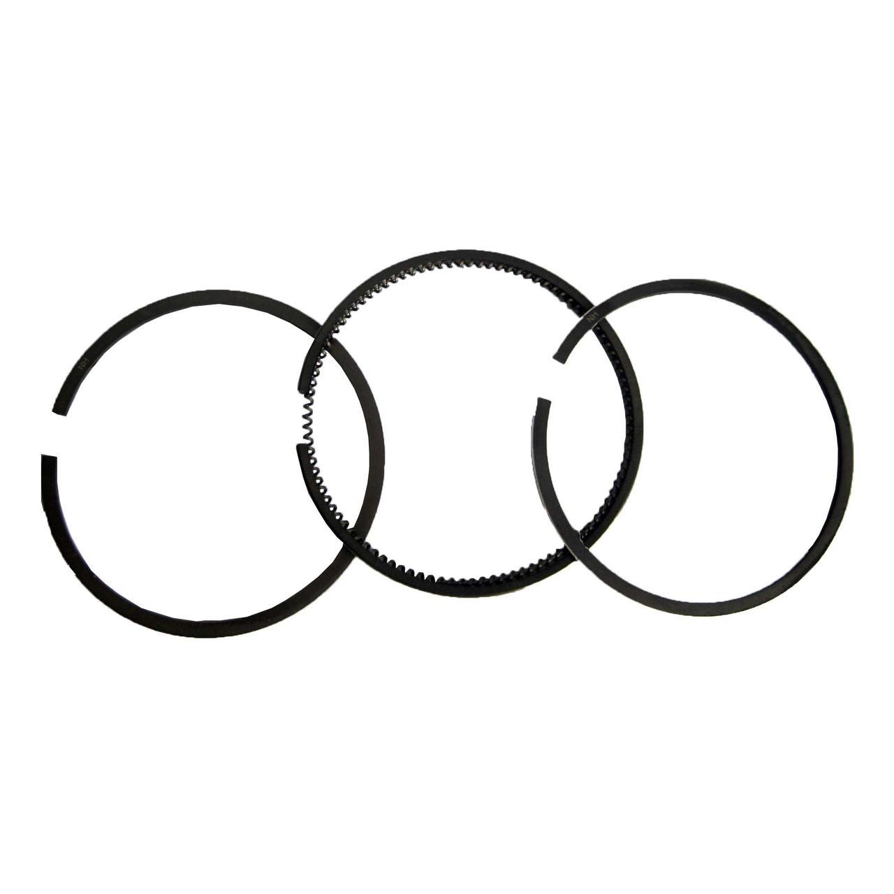 Кільця поршневі 0,5 ДД186F (укр.)