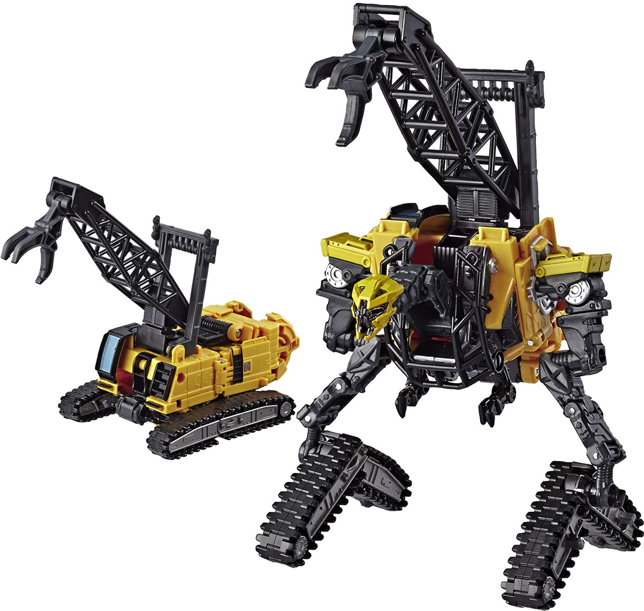 Трансформер фигурка Оригинал Строитель Хайтауэр Месть падших Studio Transformers Hightower