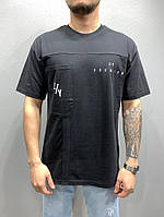 Мужская футболка оверсайз 2Y Premium 6016 black, фото 1