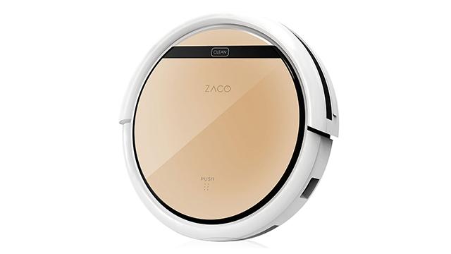Робот-пылесос с влажной уборкой ZACO V5s Pro (Витрина)