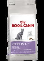 Сухой корм (Роял Канин) Royal Canin Sterilised 4 кг для стерилизованных кошек в возрасте от 1 до 7 лет