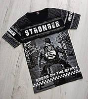 Мужская футболка Stronger