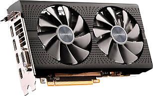 Видеокарта Radeon RX 580  ( 8 Gb DDR5/ 256bit 1411/ 7000 Mhz)