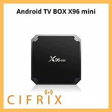 Android TV Box Enybox X96 mini смарт тв приставка на андроид 2\16