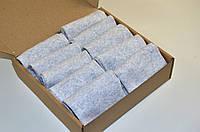 Носки укороченные , Набор - 10 пар, Серого цвета размер 39-43