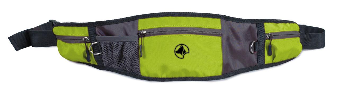 Сумка HIKING набедренная с карманами для дрессуры, 16x67 см