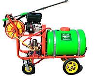 Обпріскувач бензиновий на колесах IRON ANGEL SPR 100