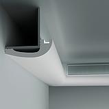 LED профілі Європласт 6.50.719, ліпний декор з поліуретану, фото 2