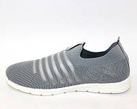 Летние кроссовки без шнуровки, фото 1