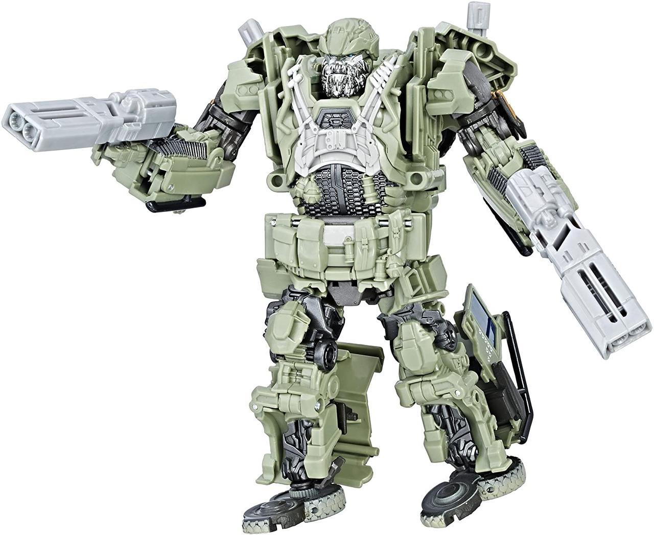 Трансформерс Последний рыцарь Автобот Хаунд -Transformers The Last Knight Voyager Class Autobot Hound