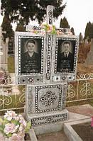 Памятники из мраморной крошки и установка в Гараздже, фото 1