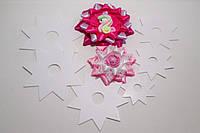 Набор шаблонов звездочка канзаши девятиконечная