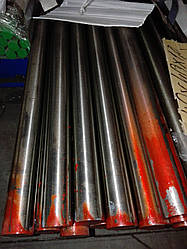Труби з нержавіючого прокату калібровані (продовження)