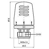 Термоголовка Icma 28х1,5 №1099, фото 2