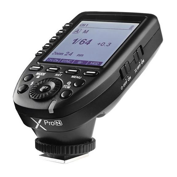 Передатчик Godox XPro-N TTL для Nikon