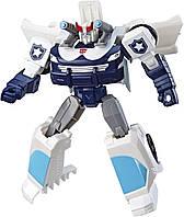 Трансформерс Оригинал от Хасбро Кибервселенная Делюкс Провл 14 см Transformers Warrior Class Prowl