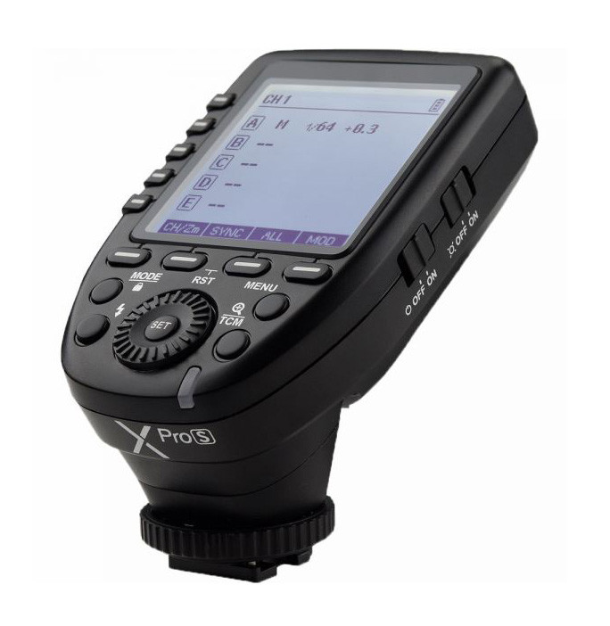 Передатчик Godox XPro-S TTL для Sony