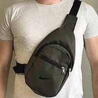 Мужская сумка мессенджер Nike