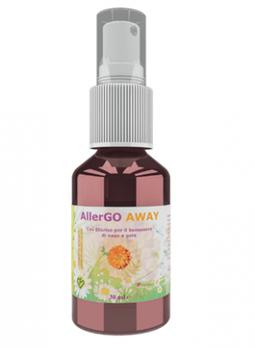 AlerGo Away (АлерГо Эвей) - капли от аллергии