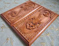 Резные сувенирные нарды, фото 1
