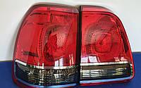 Задние LED фонари Toyota Land Cruiser 100, фото 1