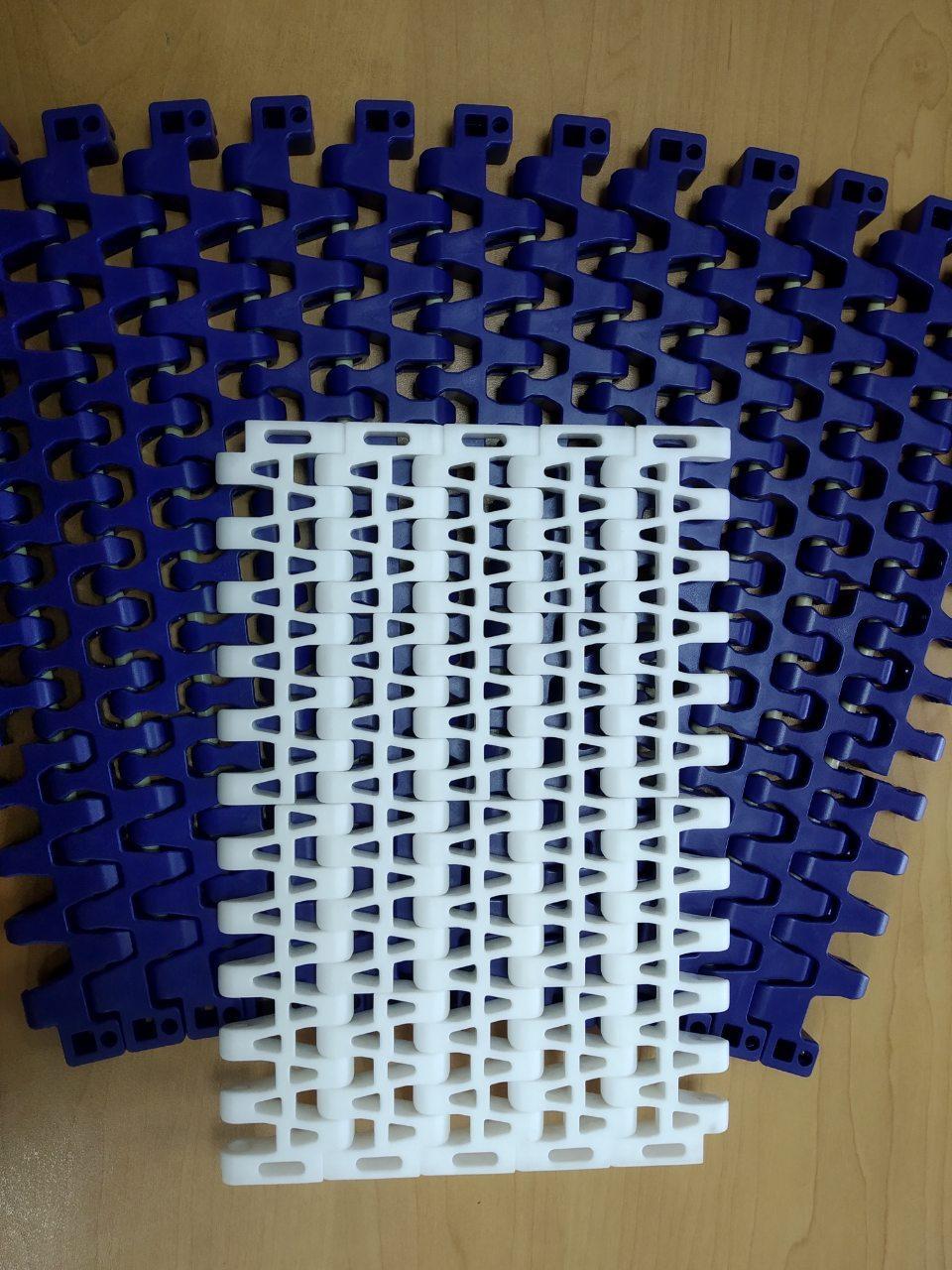 Модульна стрічка Habasit для кондитерських виробів