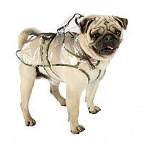 Прозрачный плащ-дождевик для собак Ferplast RAINCOAT 25