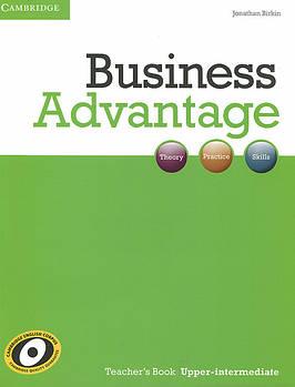 Business Advantage Upper-Intermediate Teacher's Book