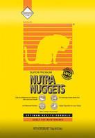 NUTRA NUGGETS Cat Maintenance  10кг корм премиум класса для котов малоактивных или стерилиз