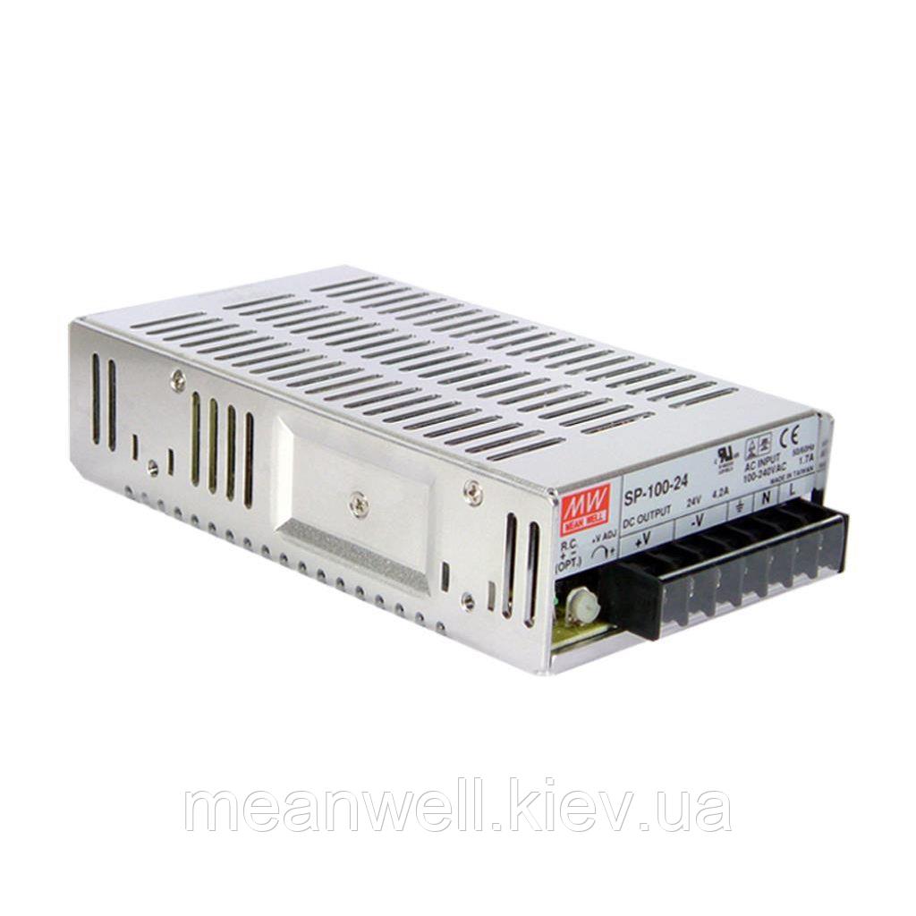SP-100-15 Блок живлення Mean Well 100.5 вт, 15в, 6.7 А