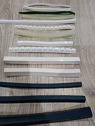 Направляючі для модульних стрічок, ременів і ланцюгів