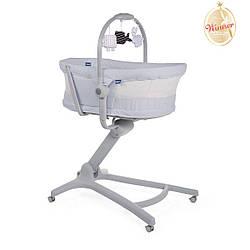 Ліжечко-стільчик Chicco Baby Hug Air 4 в 1 (79193.85.00 )