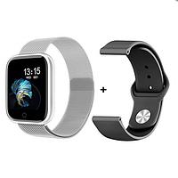 Смарт Часы Apple band T80, фото 1
