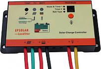 Контроллер заряда EPSolar LS1024RP 10A (12\24V)