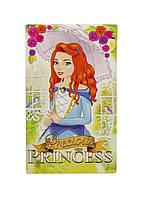 """Детский блокнотик """"Princess"""" Hanbrandt 9,5х5,5см Зеленый, Белый, Зеленый"""