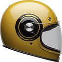 Мотошлем Bell Bullitt DLX Bolt Yellow/Black, фото 4