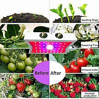 Фитосветильник COB для растений Led 1200W фитолампа