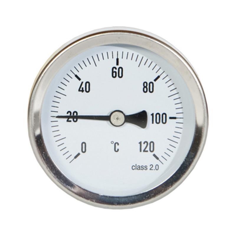 Термометр Danfoss FHD-T 0-60°С (088U0029)