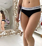 Набор женских трусиков Кельвин Кляйн, красивое женское нижнее белье CK, жіноча нижня білизна КК