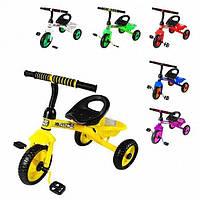 Велосипед детский трехколесный TILLY TRIKE T-315 с корзиной