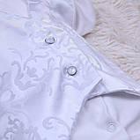 Летний комплект для новорожденного мальчика на выписку Ангел+Крис, золотой с молочным, фото 4