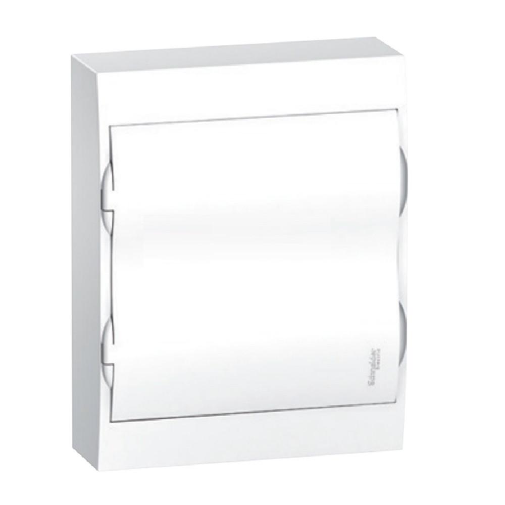 Щит навесной 24 модуля белая дверь Easy9 EZ9E212P2S (Schneider Electric)