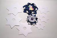 Набор шаблонов звездочка канзаши семиконечная, фото 1