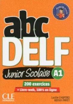 ABC DELF Junior scolaire 2ème édition A1 Livre + DVD + Livre-web