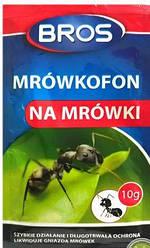Засіб від мурах Bros Мровкофон 10г Польща