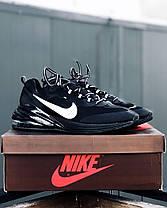 """Кроссовки Nike Air Max 270 React """"Черные"""", фото 2"""