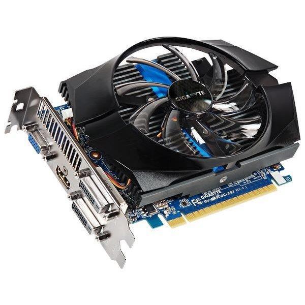 Видеокарта Nvidia GTX 650  ( 1Gb DDR5/ 128bit 1110/ 5000Mhz)